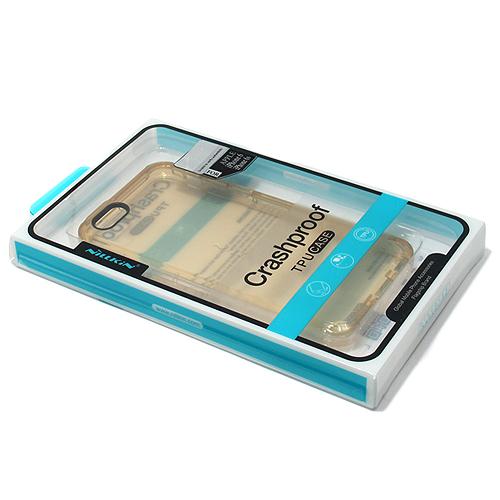 iPhone 6/6S Nillkin Crashproof silikonska futrola (Gold)