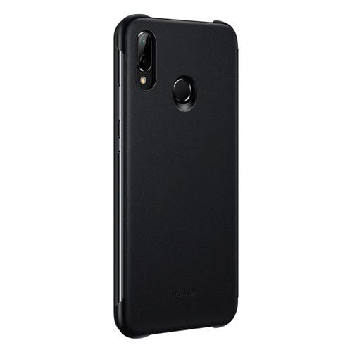 Huawei P20 Lite originalna futrola na preklop (Black)