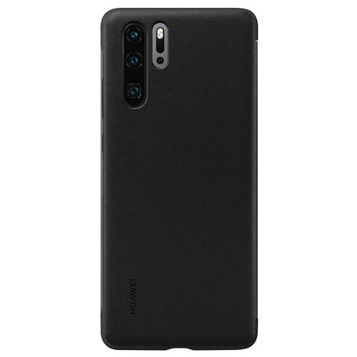Huawei P30 Pro originalna preklopna futrola C-Vogue (Black)