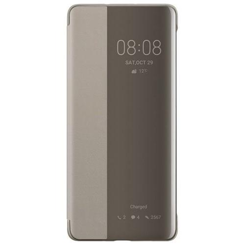 Huawei P30 Pro originalna preklopna futrola C-Vogue (Brown)