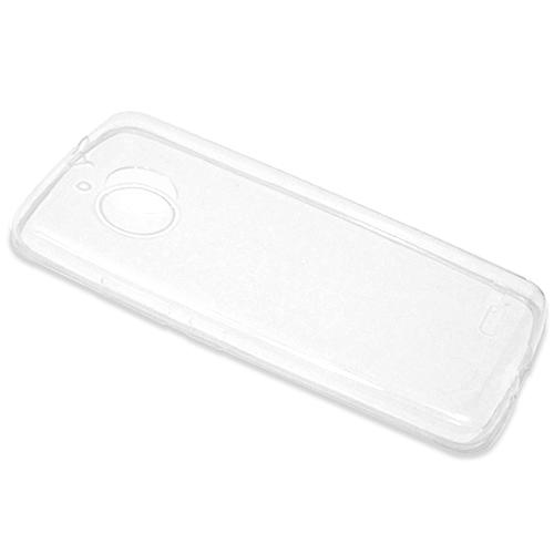 Motorola E4 Plus silikonska futrola (Transparent)