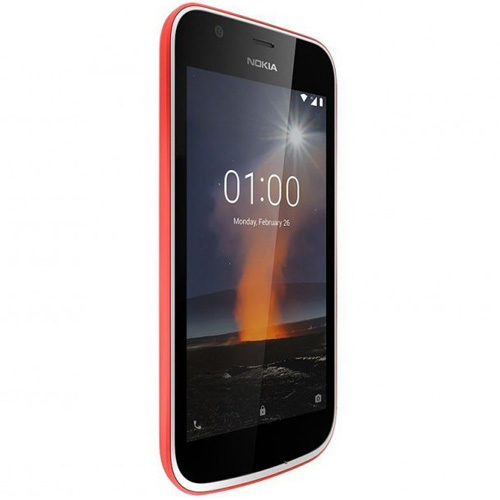 Nokia 1 (Red)