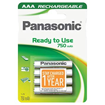 Panasonic punjive baterije 750 mAh za fiksne telefone