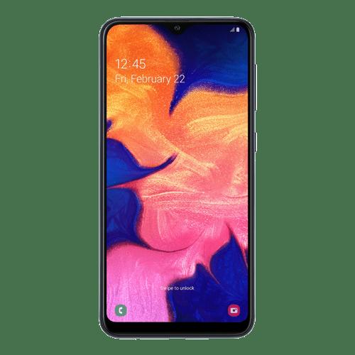 SAMSUNG Galaxy A10 Dual Sim (Black)