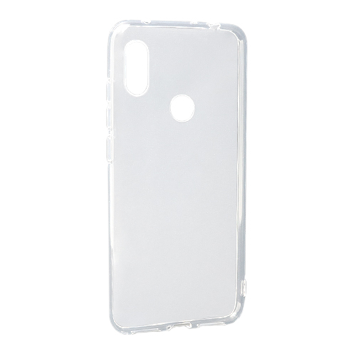 Xiaomi Redmi Note 6 Pro silikonska futrola (Transparent)
