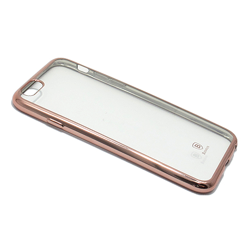 iPhone 6 Baseus Shining silikonska futrola (Rose)