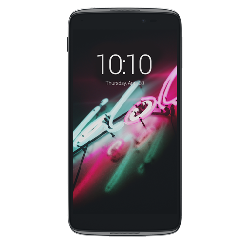 ALCATEL One Touch Idol 3 6045K Dual SIM (Grey)