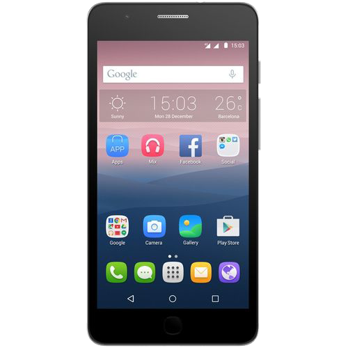 ALCATEL POP UP 6044D (Black)