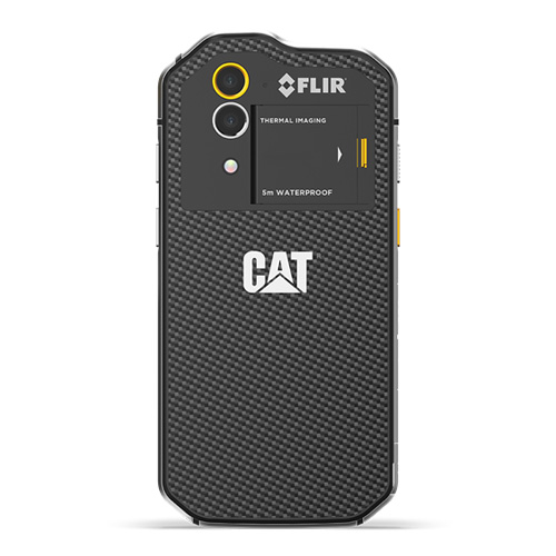 CAT S60 Dual Sim (Black)