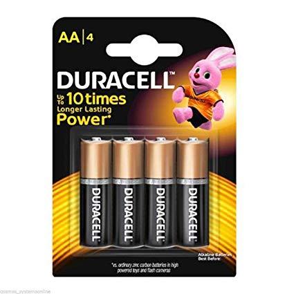 DURACELL AA LR6 alkalna baterija