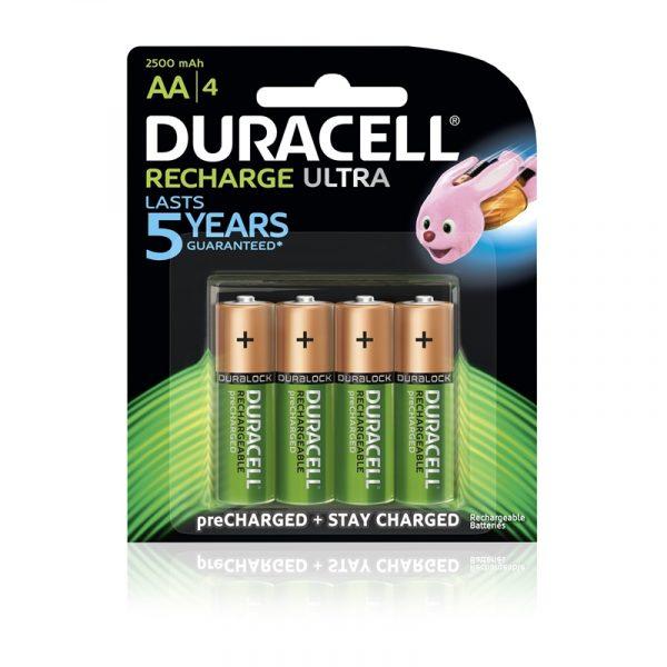 DURACELL AA R6 punjiva baterija