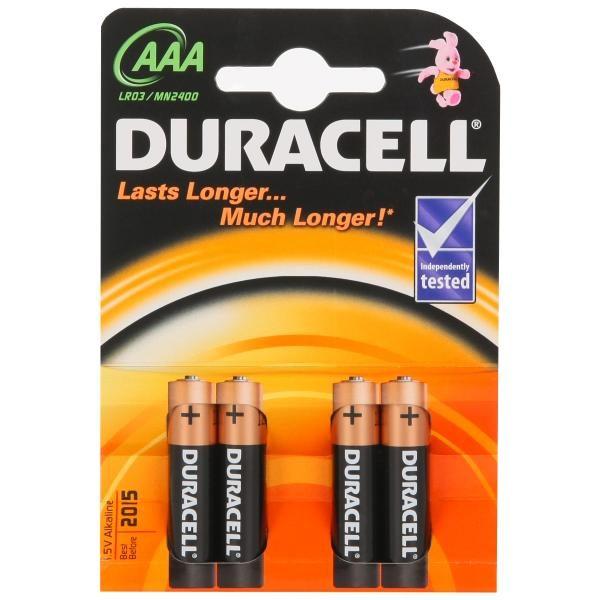 DURACELL AAA LR03 alkalna baterija