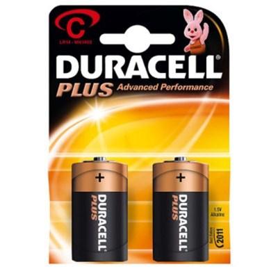 DURACELL C LR14 alkalna baterija