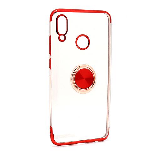 Honor 10 Lite Magnetic Ring silikonska futrola (Red)
