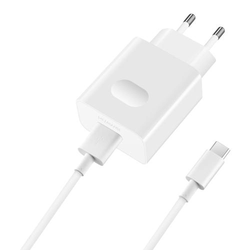 HUAWEI Kućni brzi punjač AP32 + kabl USB tip C