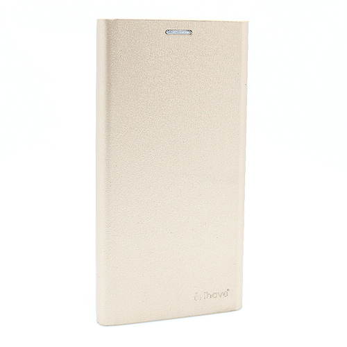 Huawei Mate 10 Lite Ihave Elegant futrola na preklop (Gold)