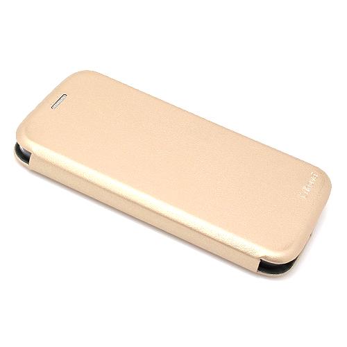 Huawei P20 Lite Ihave futrola na preklop (Gold)