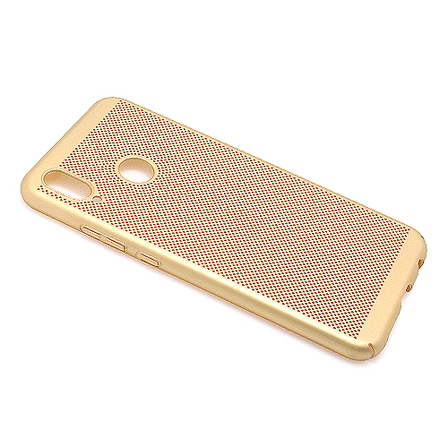 Huawei P20 Lite PVC Breath futrola (Gold)