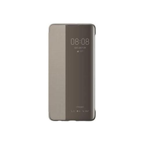 Huawei P30 originalna preklopna futrola C-Elle (Brown)