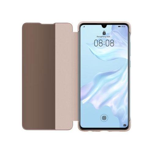 Huawei P30 originalna preklopna futrola C-Elle (Rose)