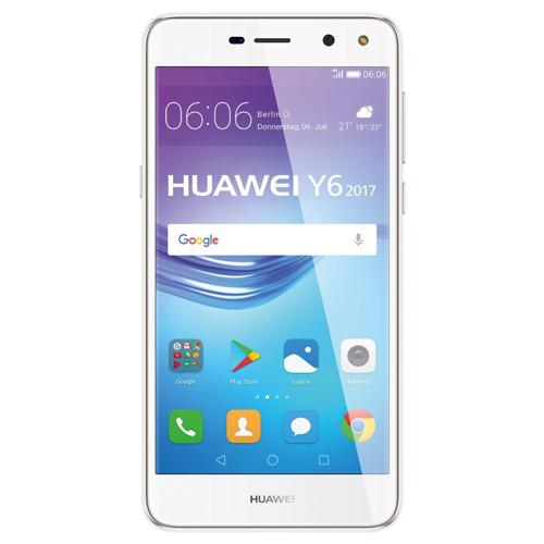 HUAWEI Y6 2017 Dual Sim (White)
