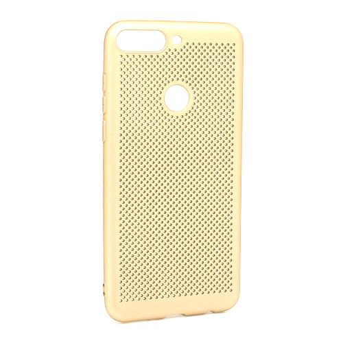 Huawei Y7 Prime 2018 Breath futrola (Gold)