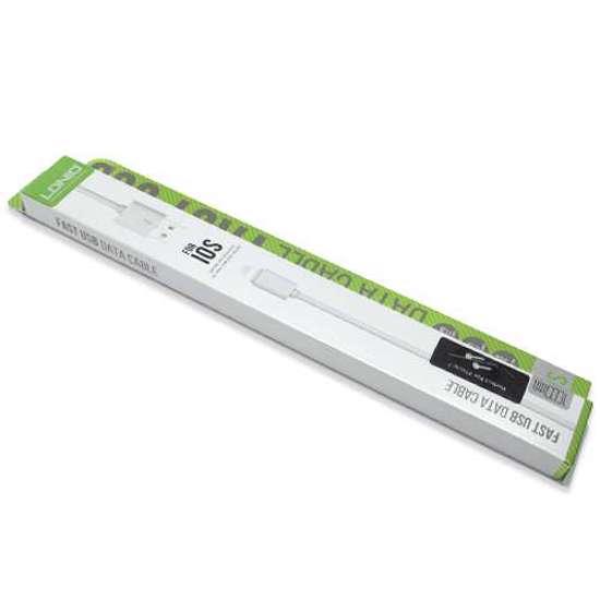 Ldnio iPhone USB Data kabal SY03 (White)