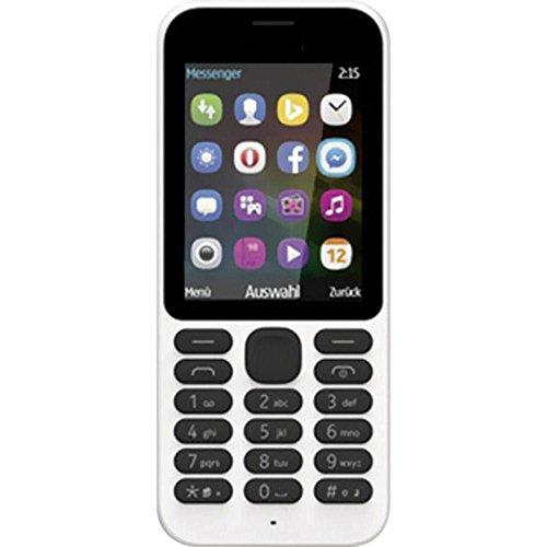 NOKIA 215 Dual SIM (White)