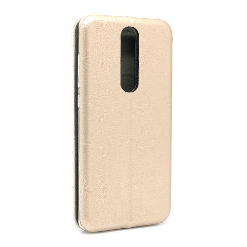 Nokia 5.1 Ihave futrola na preklop (Gold)