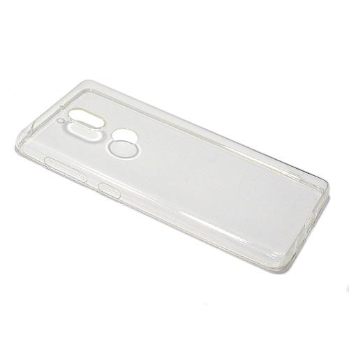 Nokia 7 silikonska futrola (Transparent)