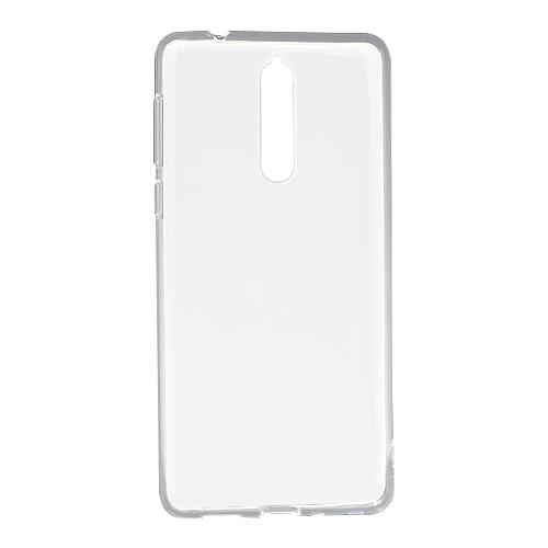 Nokia 8 Sirocco silikonska futrola (Transparent)