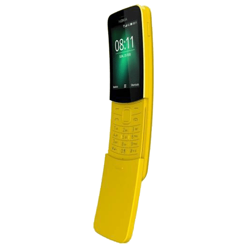 NOKIA 8110 4G (Yellow)