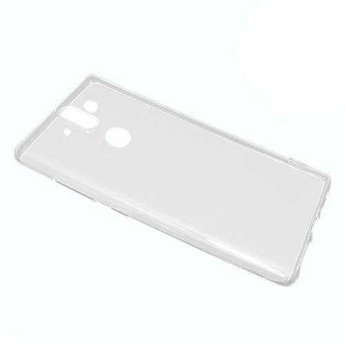 Nokia 9 silikonska futrola (Transparent)