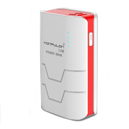 Power bank Konfulon Capsule Mini eksterna baterija 5000 mAh