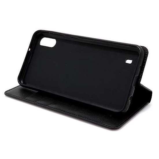 Samsung A10 Hanman futrola na preklop (Black)