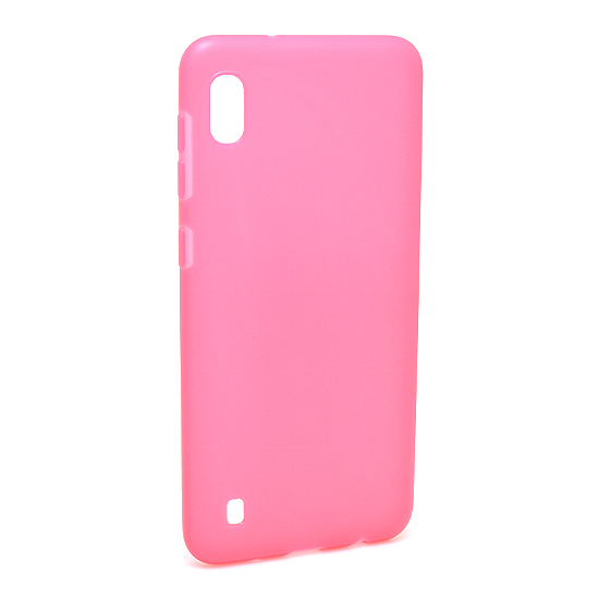 Samsung A10 ultra tanka kolor silikonska futrola (Rose)
