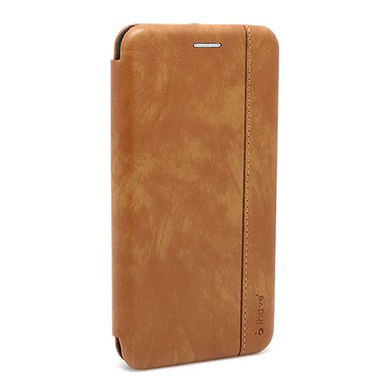 Samsung A20E Ihave futrola na preklop (Brown)