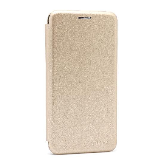 Samsung A20E Ihave futrola na preklop (Gold)
