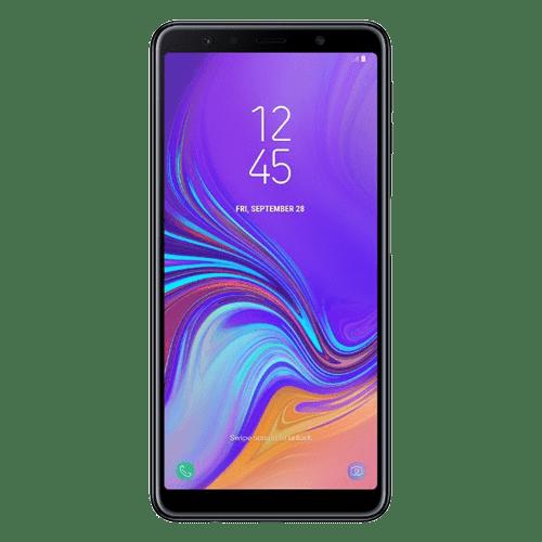 SAMSUNG A7 2018 Dual Sim (Black)