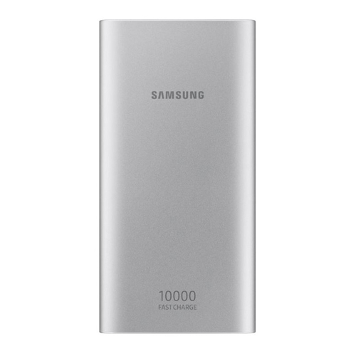 SAMSUNG Fast Charge Power Bank 10000 mAh (Silver)