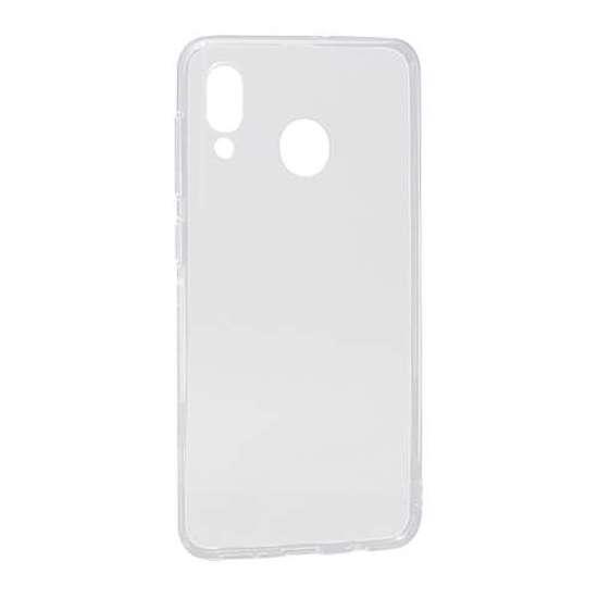 Samsung Galaxy A20 silikonska futrola (Transparent)