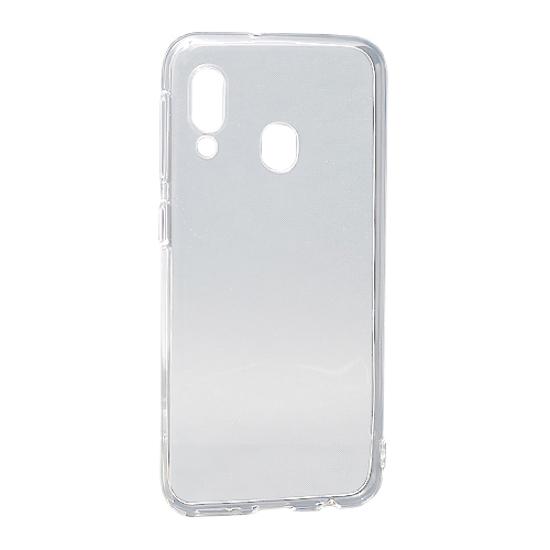 Samsung Galaxy A20E silikonska futrola (Transparent)