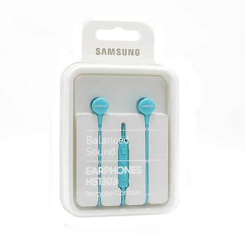 SAMSUNG HS 1303 slušalice za mobilni telefon (Blue)