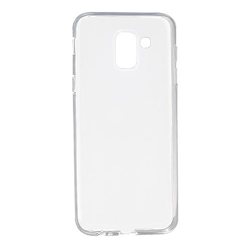 Samsung J6 silikonska futrola (Transparent)