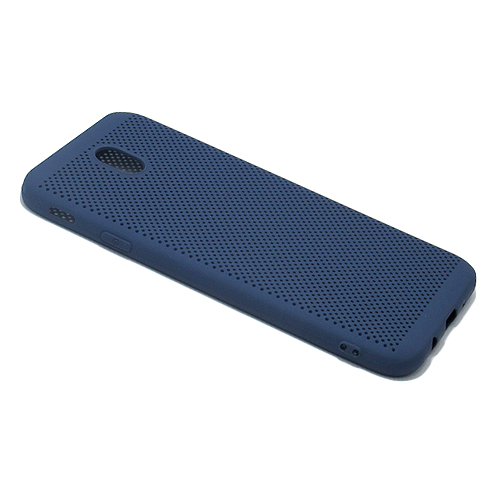 Samsung J7 2017 J730 PVC Breath futrola (Blue)