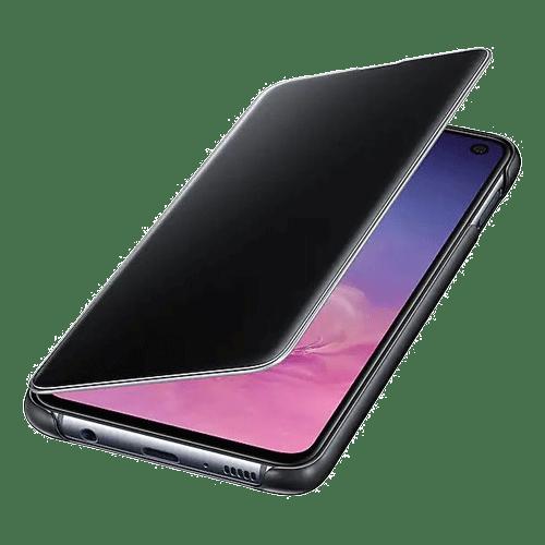Samsung S10E Clear View futrola (Black)