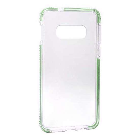 Samsung S10E Color frame silikonska futrola (Green)