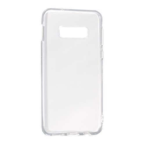 Samsung S10E silikonska futrola (Transparent)
