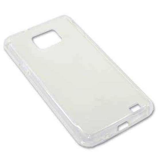 Samsung S2 silikonska futrola (Transparent)
