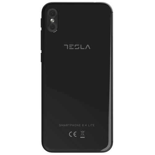 TESLA Smartphone 6.4 Lite (Black)